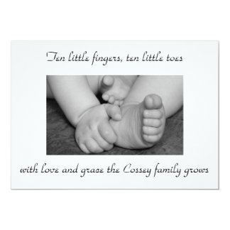 baby,black,and,white,feet,hands,photograph,big,... card