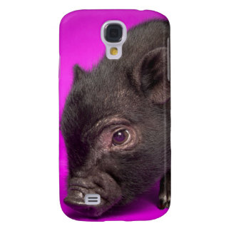 Baby Black Pig Galaxy S4 Case