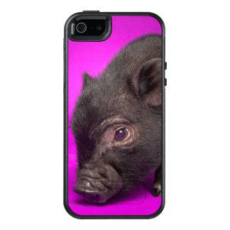 Baby Black Pig OtterBox iPhone 5/5s/SE Case