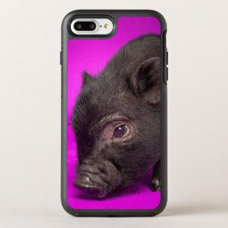 Baby Black Pig OtterBox Symmetry iPhone 7 Plus Case
