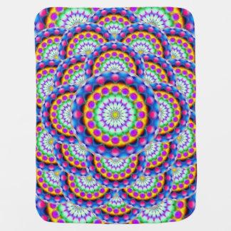 Baby Blanket Mandala