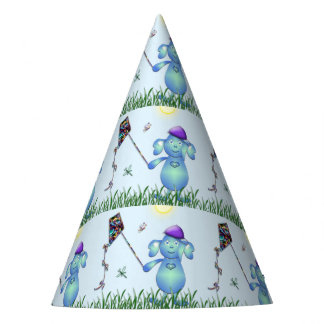 Baby Blu in the Park Party Hat