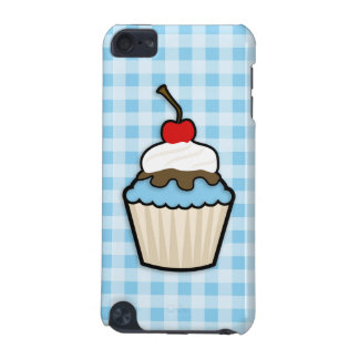 Baby Blue Cupcake iPod Touch (5th Generation) Cover