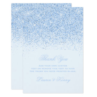 baby blue wedding invitations announcements zazzlecouk With baby blue wedding invitations uk
