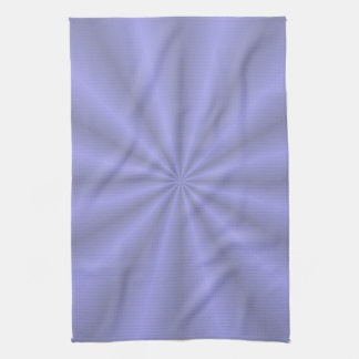 Baby Blue Pleats Towels