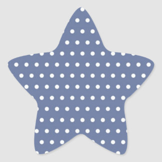 baby blue scores polka dots scored dabbed dabs star sticker