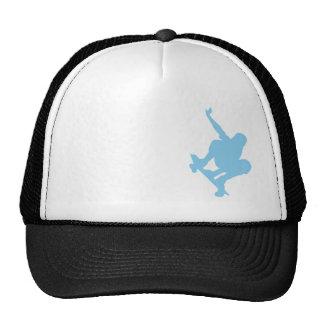 Baby Blue Skater Cap