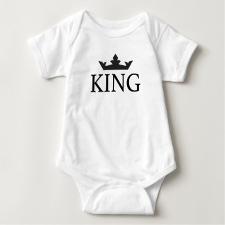 Baby Body Royal Family King Baby Bodysuit