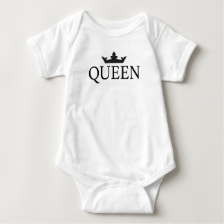 Baby Body Royal Family Queen Baby Bodysuit