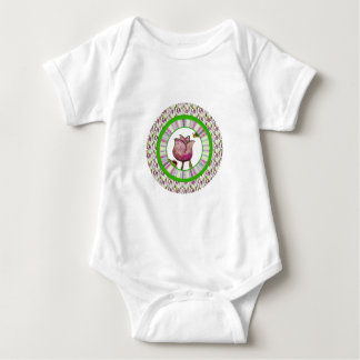 Baby  Body Suit- Tulip Baby Bodysuit