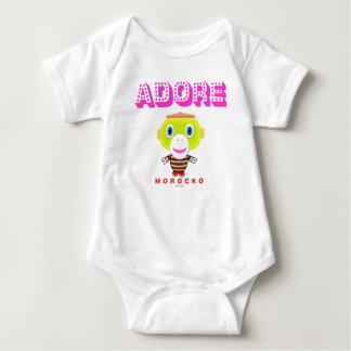 Baby Bodysuit    Adore By Morocko