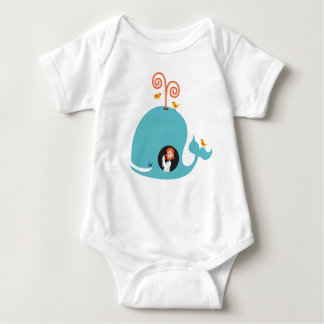 Baby Bodysuit Bible Story Jonah And The Whale