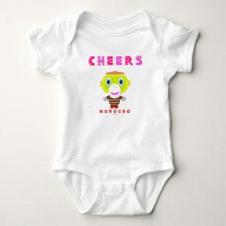 Baby Bodysuit    Cheers By Morocko