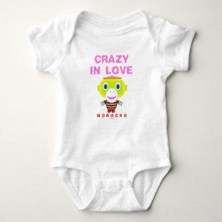 Baby Bodysuit    Crazy In Love By Morocko