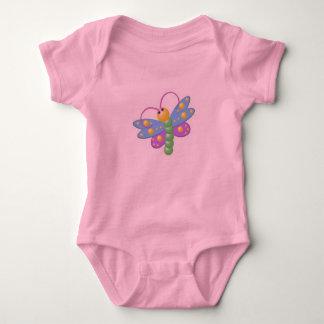 Baby  Bodysuit/Cute Butterfly Baby Bodysuit