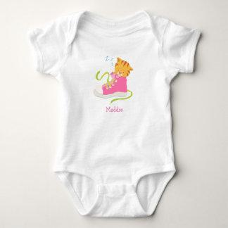 Baby Bodysuit - Cute Cat Takin' a Nap