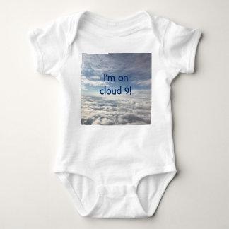 Baby Bodysuit - I am on Cloud 9!