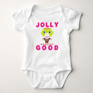 Baby Bodysuit    Jolly Good By Morocko
