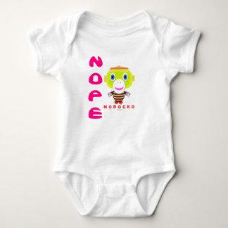 Baby Bodysuit    Nope By Morocko