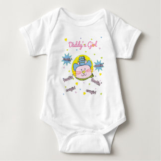 Baby Bodysuit Rootin' Tootin' Cowgirl Personalize