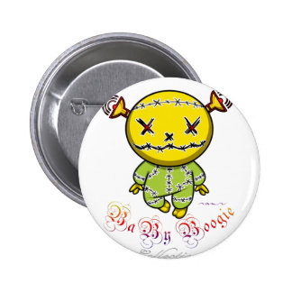 Baby Boogie - Bad Smiley Pin