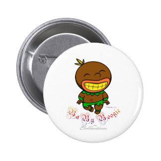 Baby Boogie - Bamboula Pinback Button