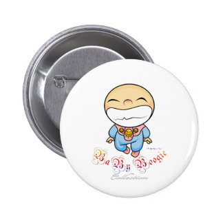 Baby Boogie - Big Smile Pins