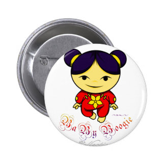 Baby Boogie - Chinese Girl Pins