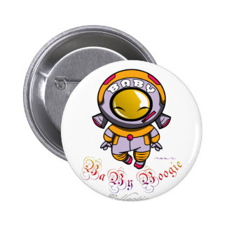 Baby Boogie - Cosmo Buttons