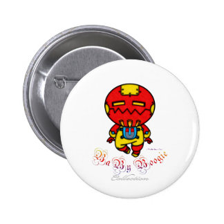 Baby Boogie - Iron Kid Buttons