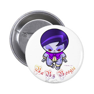 Baby Boogie - Lolita Goth Pinback Buttons