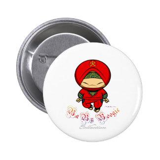 Baby Boogie - Red Ninja Pin