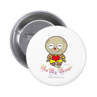 Baby Boogie - Skull Lover Pins