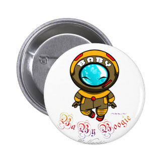 Baby Boogie - Steam Diver Pin