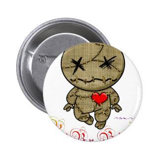 Baby Boogie - VooDoo ! Pinback Buttons