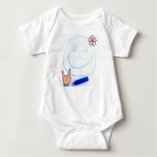 Baby boom baby bodysuit