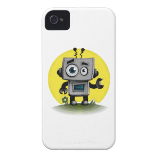 Baby Bot iPhone 4 Cases