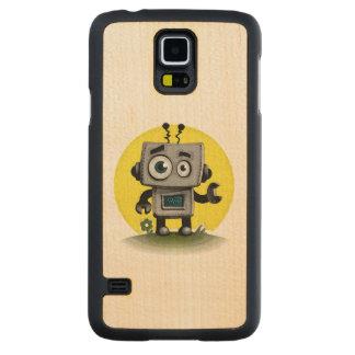 Baby Bot Maple Galaxy S5 Case