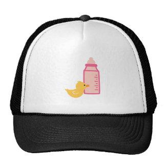 Baby Bottle Trucker Hats