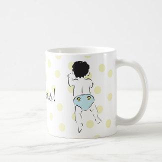 Baby Bottom Mug