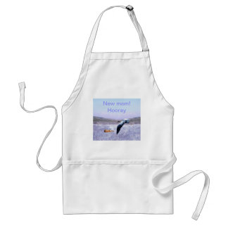 Baby boy aprons