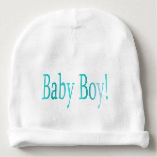 Baby Boy Baby Beanie