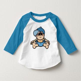 Baby Boy Baseball Cap T-Shirt