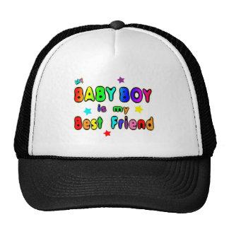 Baby Boy Best Friend Mesh Hats