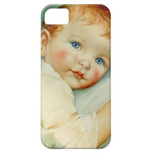 Baby boy birth/birthday iPhone 5 covers