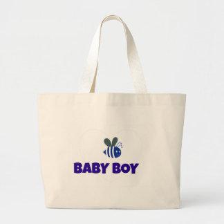 Baby Boy Bumble Bee Bag