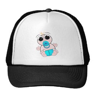 Baby Boy Trucker Hat
