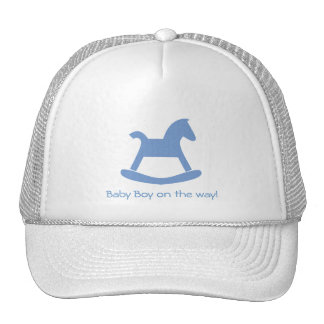 Baby Boy Collection Trucker Hats