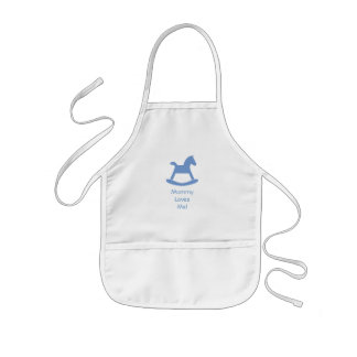 Baby Boy Collection Kids Apron