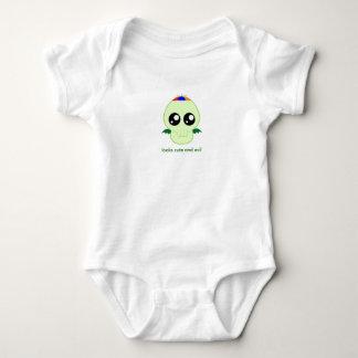 Baby Boy Cthulhu Baby Bodysuit